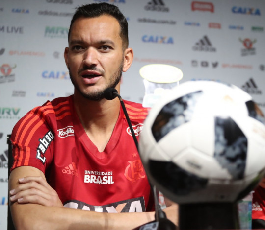 Réver ressalta a importância de uma vitória no Morumbi para a sequência do Brasileirão