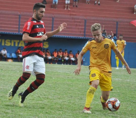 Sub-20 empata com Madureira pelo Torneio OPG