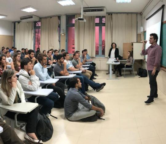 Flamengo recruta universitários para programa especial de estágio