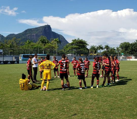 Flamengo/Marinha avança às semifinais com vitória por W.O