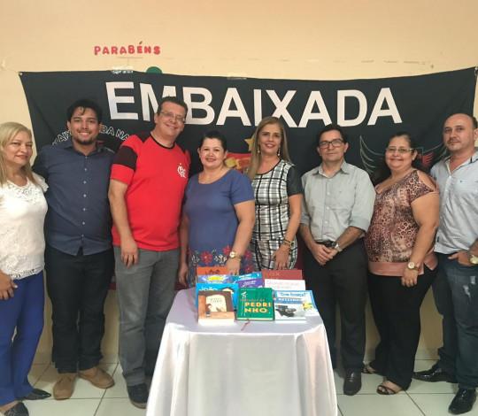 Ação de Dia das Crianças da Embaixada Fla Araguaína