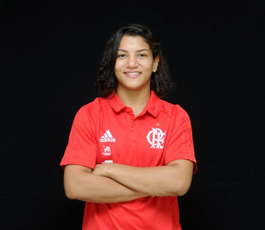 Sarah Menezes embarca para o Grand Prix de Haia