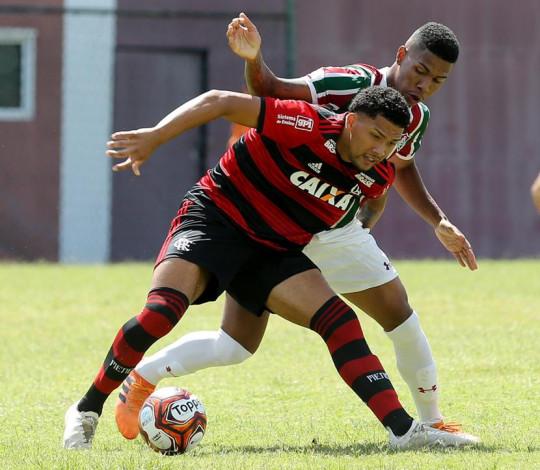 Sub-20 derrota Fluminense nas Laranjeiras e larga na frente na decisão do Torneio OPG