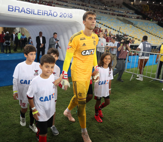 César analisa boa fase e elogia atuação da equipe no triunfo contra o Grêmio