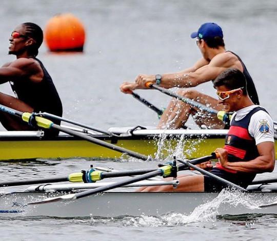 Rubro-Negro entra na reta final de preparação para a Regata de Qualificação aos Jogos Pan-Americanos