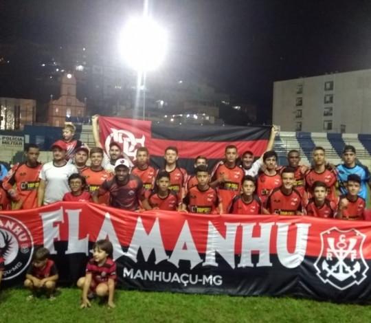 Campeonato Craques do Futuro 2018 com a FlaManhuaçu