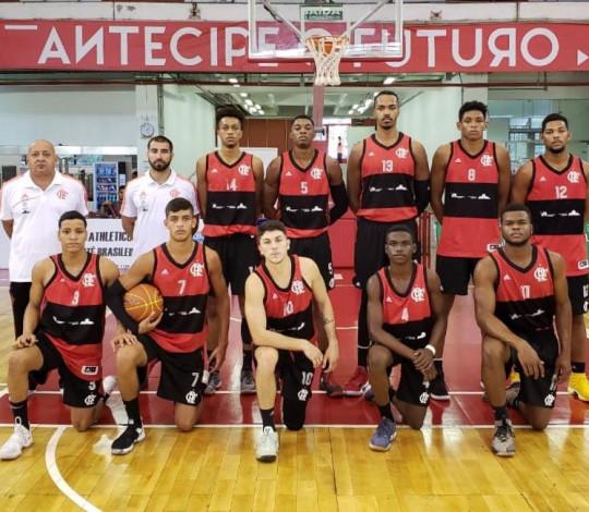 Flamengo sofre revés para o Pinheiros, mas se classifica para a semifinal da LDB