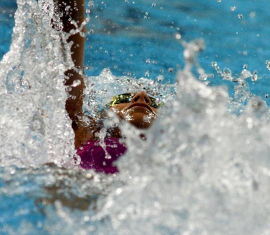 Garotada rubro-negra participa do Campeonato Brasileiro Infantil de Natação