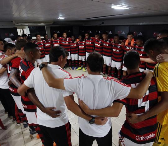 Flamengo estreia na Copa RS Sub-20 pelo sexto título em 2018