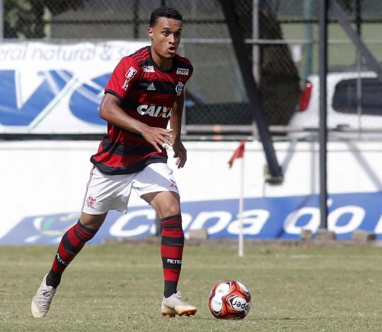 Flamengo e São Paulo se enfrentam na Copa RS Sub-20