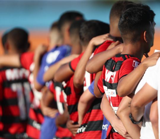 Flamengo enfrenta Fluminense pelo título da Copa do Brasil Sub-17