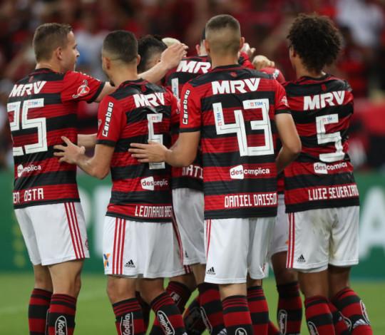 Flamengo tem semana marcante e repleta de homenagens aos Anjos da Guarda