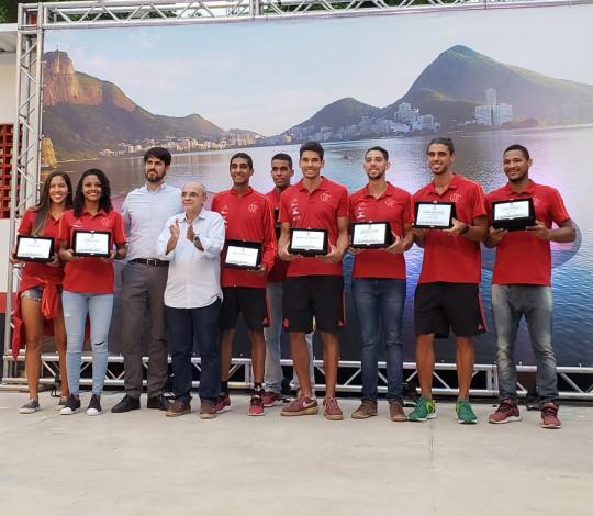 Flamengo inaugura novo espaço na sede náutica da Gávea