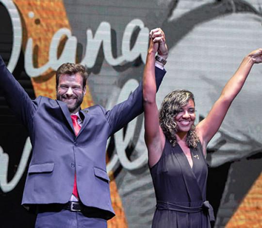 Diana Barcelos conquista o Prêmio Paralímpicos 2018
