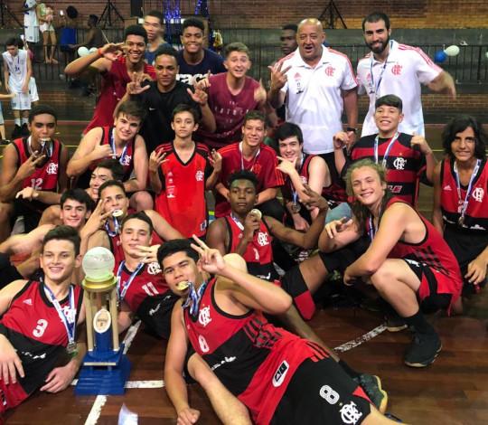 Crias da Gávea conquistam o Campeonato Estadual Sub-14 de Basquete