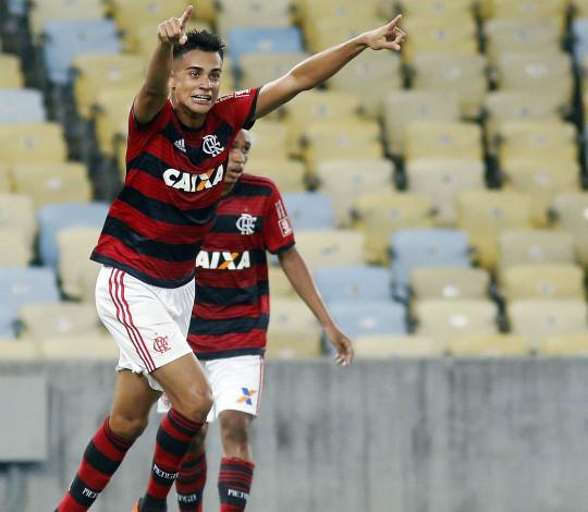Reinier brilha, sub-17 vence Fluminense e conquista Copa do Brasil na raça e na superação