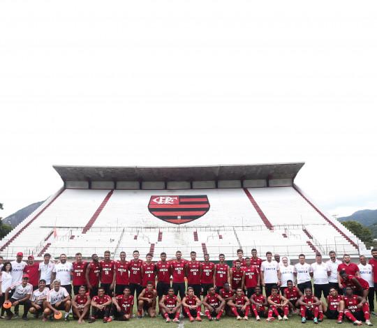 Flamengo divulga lista de relacionados para Copa São Paulo de Futebol Júnior 2019