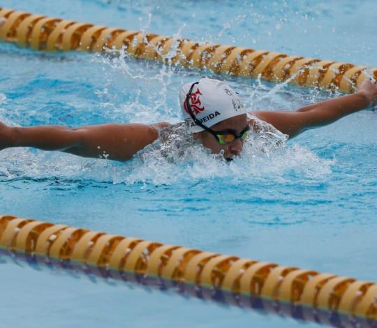 Nadadores rubro-negros já voltaram aos treinos de olho no Maria Lenk