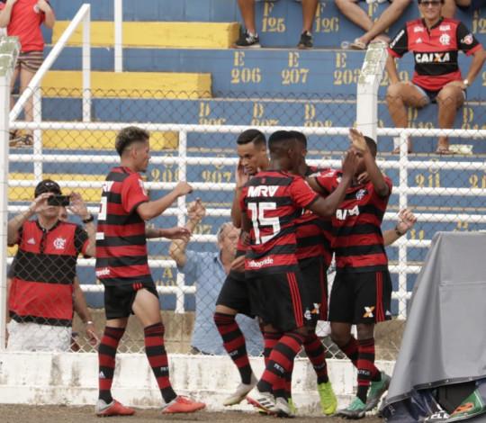 Após goleada na estreia, Flamengo encara o Trindade-GO pela Copa São Paulo
