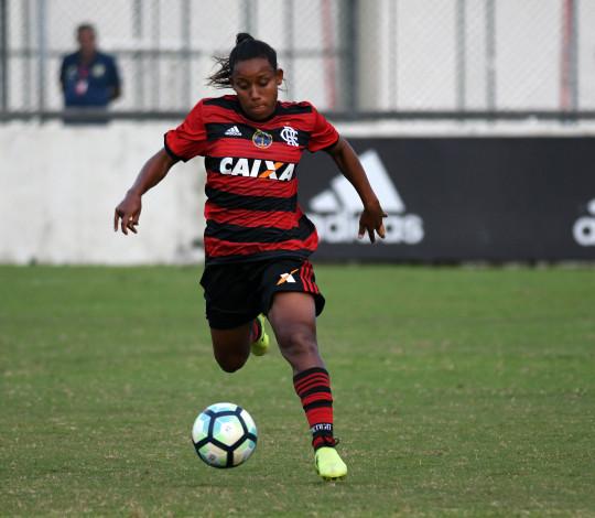 Ju é convocada para período de testes com a Seleção Brasileira