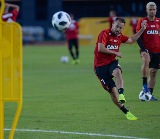 Vai rolar a bola! Flamengo estreia em 2019 cotra Ajax, na Florida Cup
