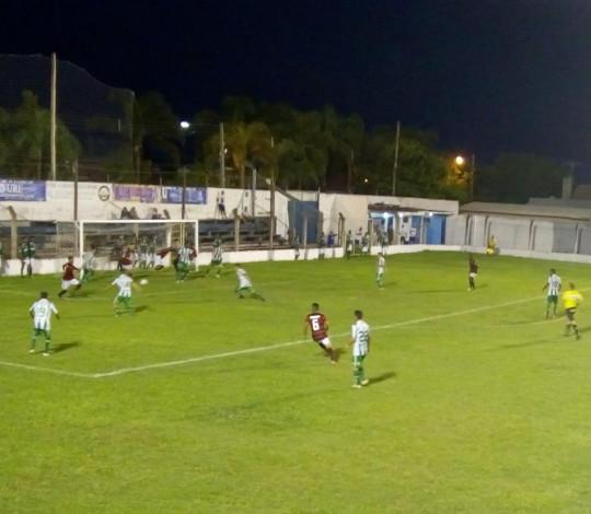 Sub-17 empata com Juventude pela segunda rodada da Copa Santiago