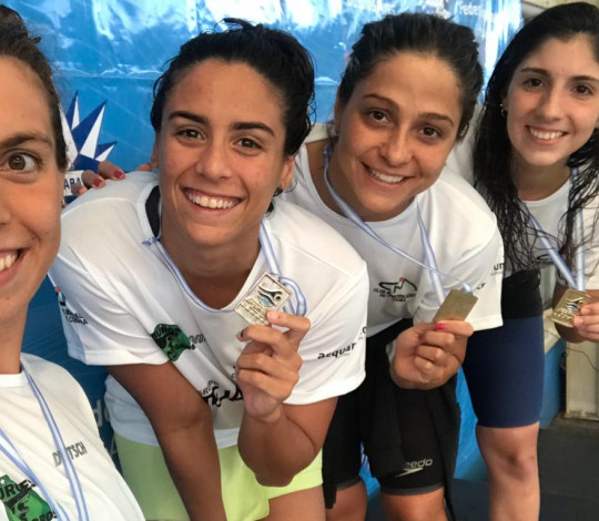 Nathália Almeida e Daiene Dias conquistam medalhas na Argentina