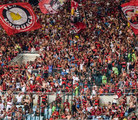 Informações sobre a venda de ingressos para Botafogo x Flamengo, sábado, no Nilton Santos