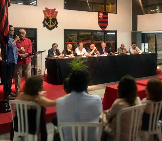 Conselho dos Grandes Beneméritos lança Comenda Máxima de Honra em coquetel na Gávea