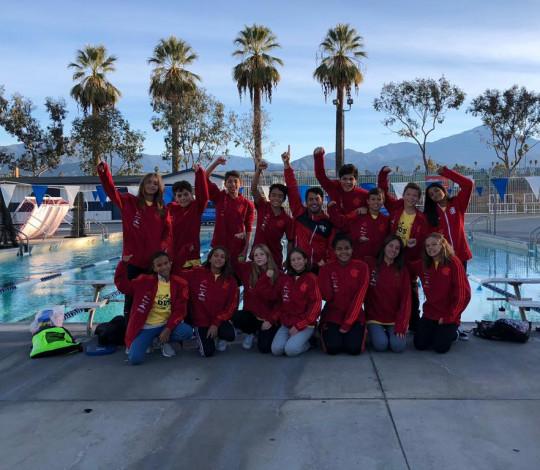 Equipes rubro-negras Petiz e Infantil participam de competição na Califórnia