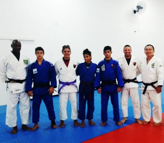 Judocas rubro-negros estão prontos para o Meeting Nacional da Base
