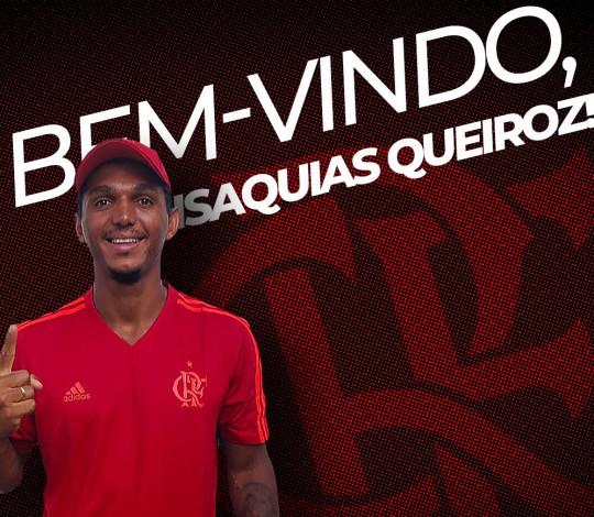 Isaquias Queiroz é do Flamengo
