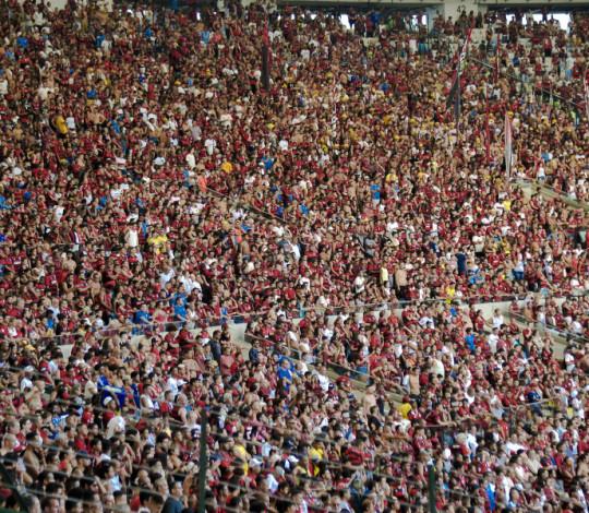 Flamengo tem média de mais de 43 mil presentes como mandante no Carioca