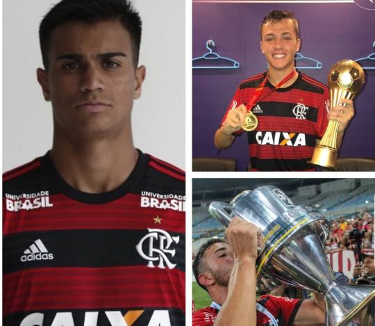 Flamengo tem três atletas na pré-lista da Seleção Brasileira para o Campeonato Sul-Americano Sub-17