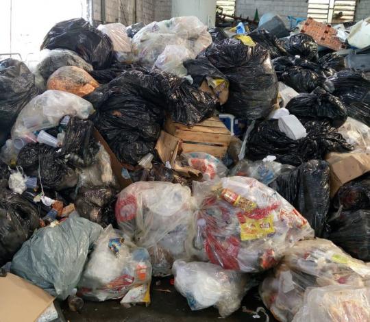 Flamengo recicla mais de 35 toneladas de lixo coletado no Maracanã
