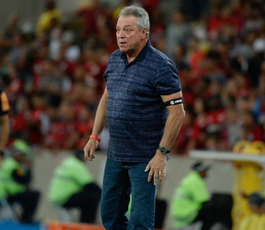 Abel Braga comenta derrota para Fluminense na Taça Guanabara