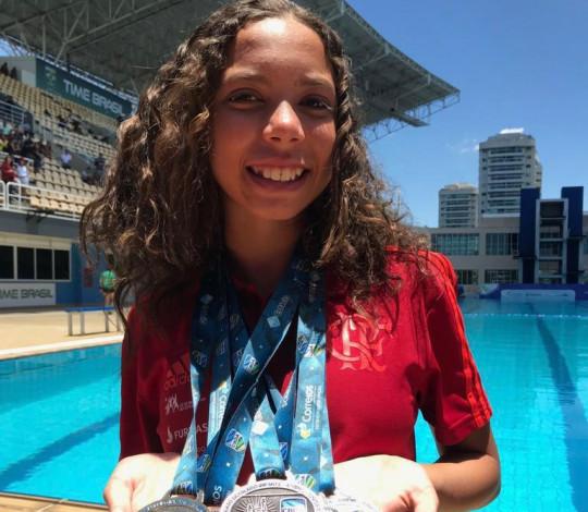 Ana Clara Almeida comenta primeira convocação para a Seleção Brasileira Juvenil