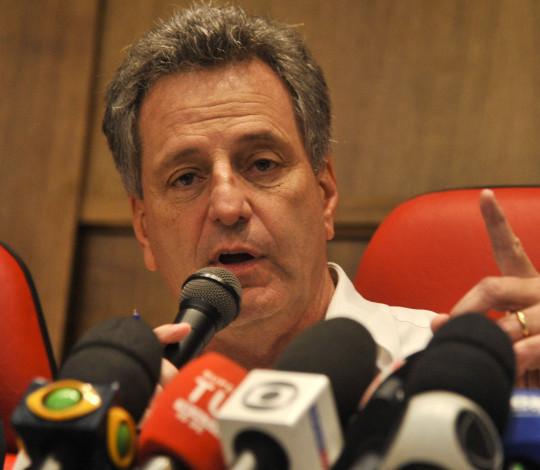 Rodolfo Landim afirma que Flamengo está trabalhando da melhor forma pelas famílias das vítimas