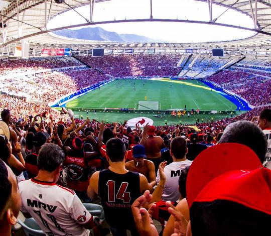 Flamengo divulga os relacionados para a Libertadores da América