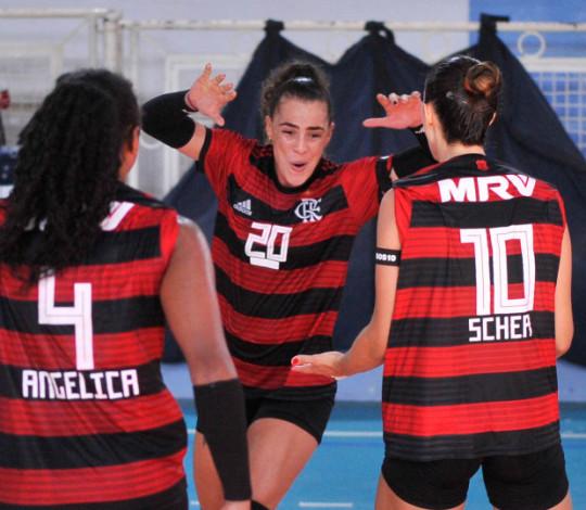 Flamengo enfrenta o Maringá pela Superliga B nesta quarta-feira (27)
