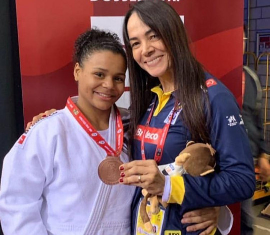 Rosicleia Campos integra comissão técnica brasileira no Grand Slam de Dusseldorf