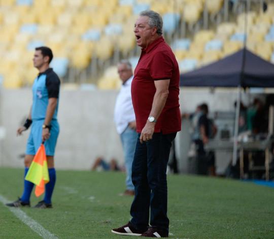 Abel Braga analisa vitória e teste para estreia na Conmebol Libertadores