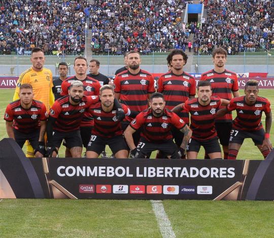 Flamengo encara a LDU no primeiro jogo em casa pela Conmebol Libertadores 2019