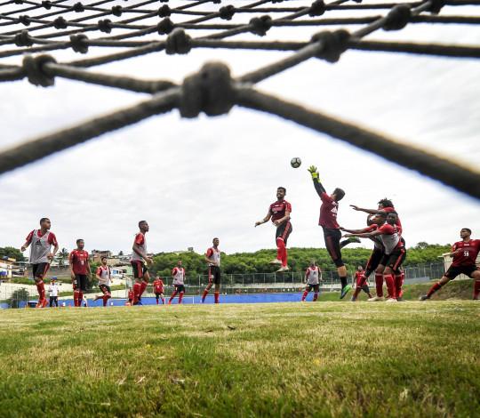 Sub-20 inicia caminhada rumo ao bi do Campeonato Carioca