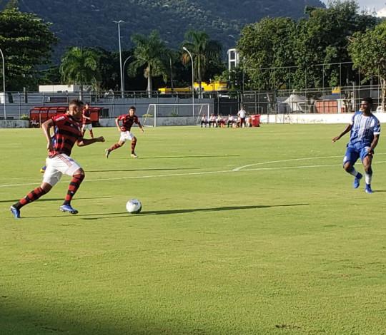 Sub-20 derrota o Goytacaz na estreia do Campeonato Estadual
