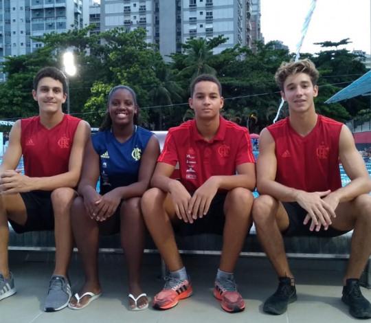 Rubro-negros são convocados para o Sul-Americano Juvenil de Polo Aquático