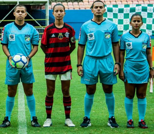 Flamengo/Marinha recebe Vitória-PE na estreia em casa