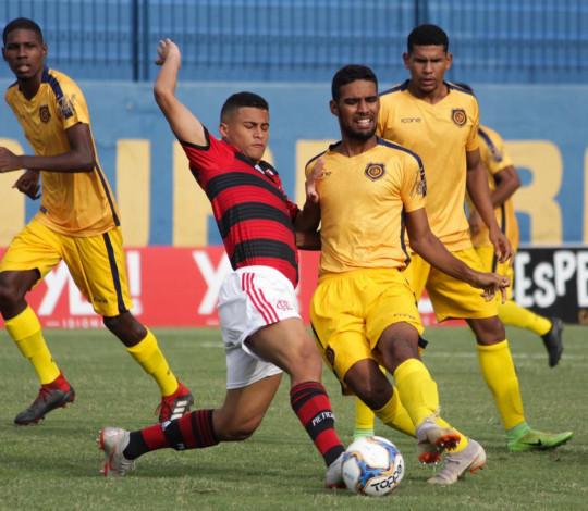 Sub-20 empata com Madureira fora de casa pela segunda rodada da Taça Guanabara