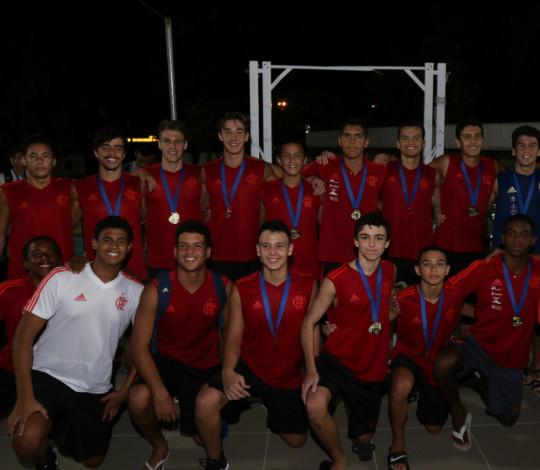 Flamengo é campeão do Torneio Carioca Sub-18 Masculino de Polo Aquático