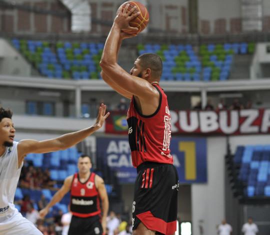 Na última rodada da fase de classificação, Flamengo recebe Basquete Cearense